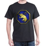 Chinese Zodiac - Pig Black T-Shirt