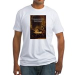 Christianity: Truth / Myth Fitted T-Shirt