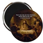 Christianity: Truth / Myth Magnet