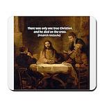Christianity: Truth / Myth Mousepad