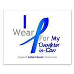 Colon Cancer DaughterInLaw Small Poster