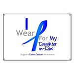 Colon Cancer DaughterInLaw Banner