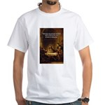 Christianity: Truth / Myth White T-Shirt
