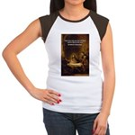 Christianity: Truth / Myth Women's Cap Sleeve T-Sh