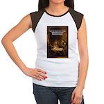 Christianity: Truth / Myth Women's Cap Sleeve T-Sh