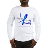 Colon Cancer Daddy Long Sleeve T-Shirt