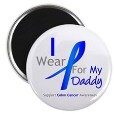"Colon Cancer Daddy 2.25"" Magnet (100 pack)"