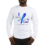 Colon Cancer Dad Long Sleeve T-Shirt