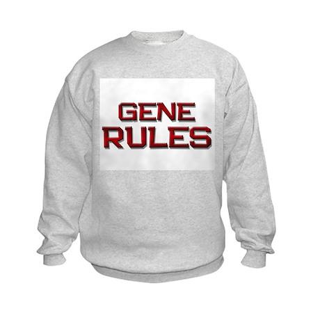 gene rules Kids Sweatshirt