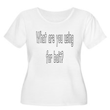 What are you using for bait? T-Shirt