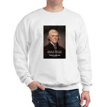 Work and Luck Jefferson Sweatshirt