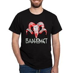 BAPHOMET SKULL Dark T-Shirt