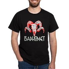 BAPHOMET SKULL T-Shirt