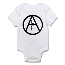 Funny Animal liberation front Infant Bodysuit