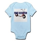 Free Scooter Libby Infant Creeper