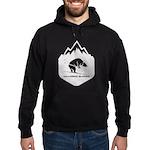 Peace Love Twilight Men's Fitted T-Shirt (dark)
