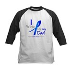 Colon Cancer Dad Kids Baseball Jersey