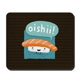 Oishii Sushi Mousepad