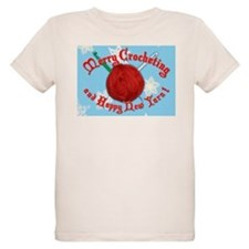 Merry Crocheting T-Shirt