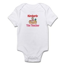 Kimberly the Teacher Infant Bodysuit
