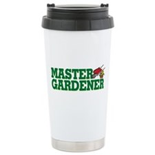 Master Gardener Ceramic Travel Mug