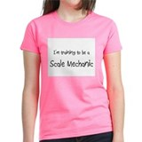 I'm training to be a Scale Mechanic Tee