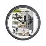 LEGENDARY SURFERS Volume 1 Wall Clock