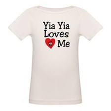 Yia Yia Loves Me Tee