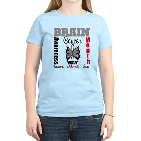 BrainCancerAwarenessMonth Women's Light T-Shirt