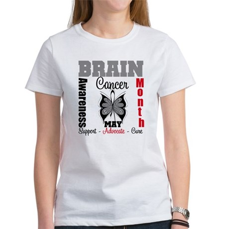 BrainCancerAwarenessMonth Women's T-Shirt