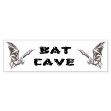 Bat Cave Bumper Sticker (50 pk)