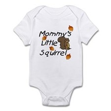 Mommy's Little Squirrel Infant Creeper