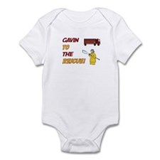 Gavin to the Rescue Infant Bodysuit