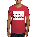everett rules Dark T-Shirt