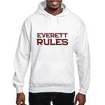 everett rules Hooded Sweatshirt