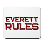 everett rules Mousepad