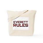everett rules Tote Bag