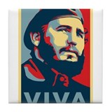 Fidel Tile Coaster
