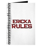ericka rules Journal