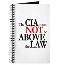 CIA not above law Journal