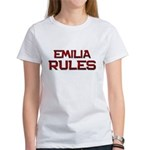 emilia rules Women's T-Shirt