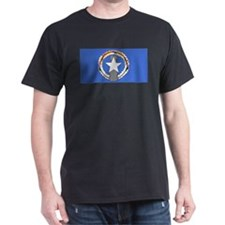 NORTHERN MARIANA Flag T-Shirt