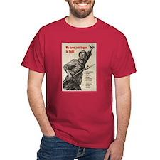 WAR POSTER SHIRT 20 T-Shirt