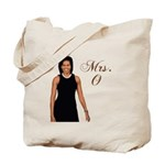 Mrs. Michelle Obama Tote Bag