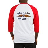Unique Grumman Baseball Jersey
