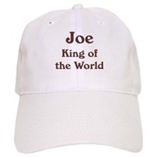 Personalized Joe Baseball Cap