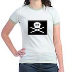 Craft Pirate Crochet Jr. Ringer T-Shirt
