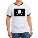 Craft Pirate Crochet Ringer T