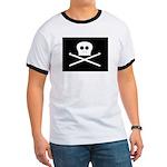 Craft Pirate Crochet Ringer T