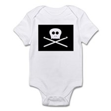 Craft Pirate Crochet Infant Creeper